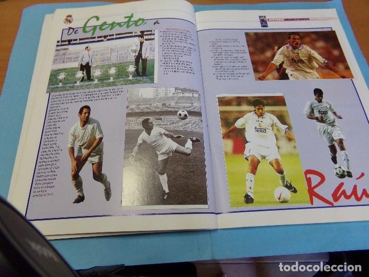Coleccionismo deportivo: album Historia de las 7 copas del Real Madrid,faltan 6 cromos - Foto 4 - 127616047