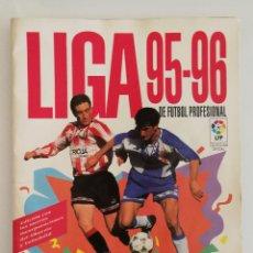 Coleccionismo deportivo: ALBUM PLANCHA LIGA 95 96 DE PANINI. Lote 127639831