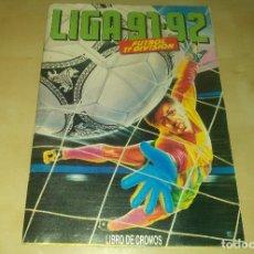 Coleccionismo deportivo: ÁLBUM VACÍO EDICIONES ESTE 1991-92 - 91/92 (VER FOTOS Y DESCRIPCIÓN). Lote 128176783