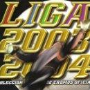Coleccionismo deportivo: ALBUM DE LA LIGA 2003/2004 CON 250 CROMOS EN MUY BUEN ESTADO. Lote 128317567