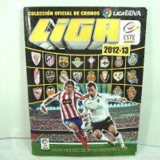 Coleccionismo deportivo: ALBUM FUTBOL -ESTE 12 13 -520 CROMOS TOTAL-CON 86 DOBLES ¡¡MUY COMPLETO¡¡2012 2013-TODO FOTOGRAFIADO. Lote 128483803