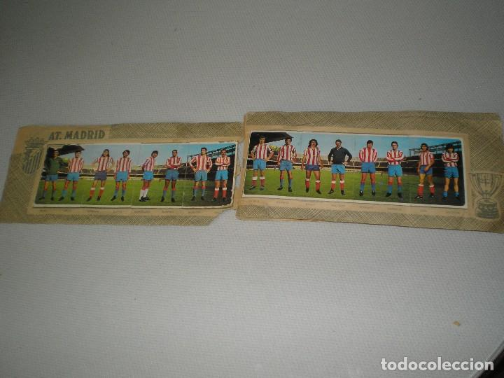 Coleccionismo deportivo: ALBUM 1975 1976 COPA EUROPA RECOPA 75 76 CAMPEONATO NACIONAL liga RUIZ ROMERO - Foto 3 - 128549327