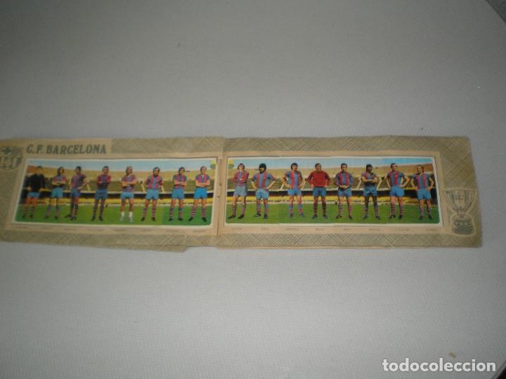 Coleccionismo deportivo: ALBUM 1975 1976 COPA EUROPA RECOPA 75 76 CAMPEONATO NACIONAL liga RUIZ ROMERO - Foto 4 - 128549327