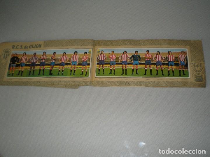 Coleccionismo deportivo: ALBUM 1975 1976 COPA EUROPA RECOPA 75 76 CAMPEONATO NACIONAL liga RUIZ ROMERO - Foto 9 - 128549327