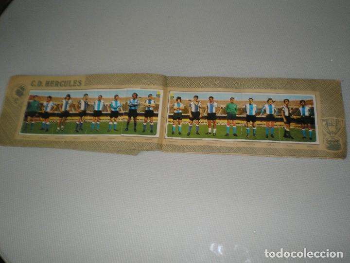Coleccionismo deportivo: ALBUM 1975 1976 COPA EUROPA RECOPA 75 76 CAMPEONATO NACIONAL liga RUIZ ROMERO - Foto 11 - 128549327