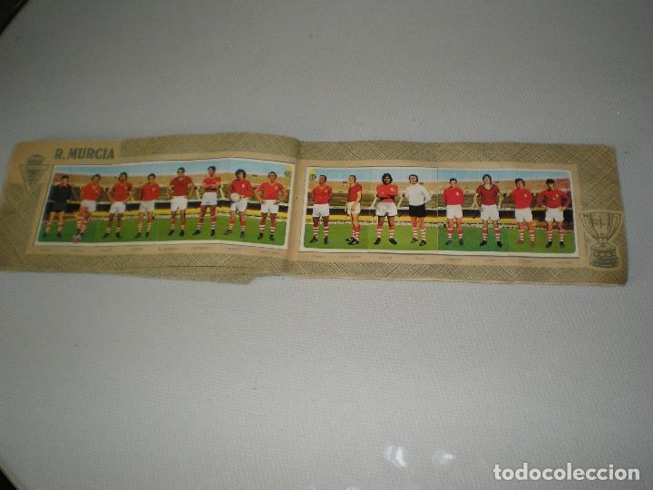 Coleccionismo deportivo: ALBUM 1975 1976 COPA EUROPA RECOPA 75 76 CAMPEONATO NACIONAL liga RUIZ ROMERO - Foto 14 - 128549327