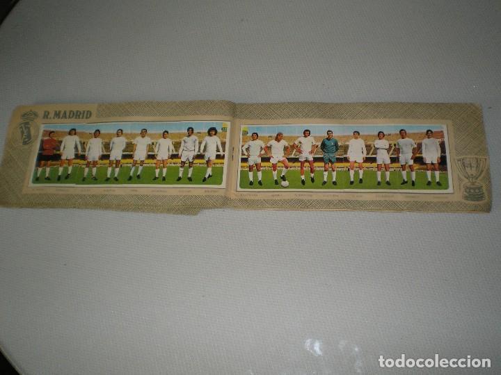Coleccionismo deportivo: ALBUM 1975 1976 COPA EUROPA RECOPA 75 76 CAMPEONATO NACIONAL liga RUIZ ROMERO - Foto 15 - 128549327