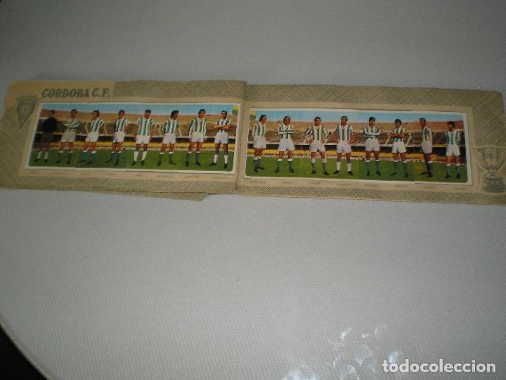 Coleccionismo deportivo: ALBUM 1975 1976 COPA EUROPA RECOPA 75 76 CAMPEONATO NACIONAL liga RUIZ ROMERO - Foto 22 - 128549327