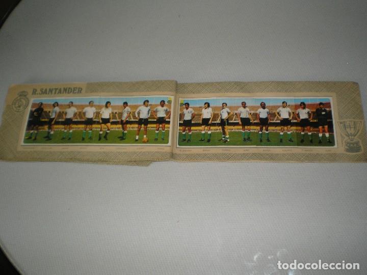 Coleccionismo deportivo: ALBUM 1975 1976 COPA EUROPA RECOPA 75 76 CAMPEONATO NACIONAL liga RUIZ ROMERO - Foto 24 - 128549327