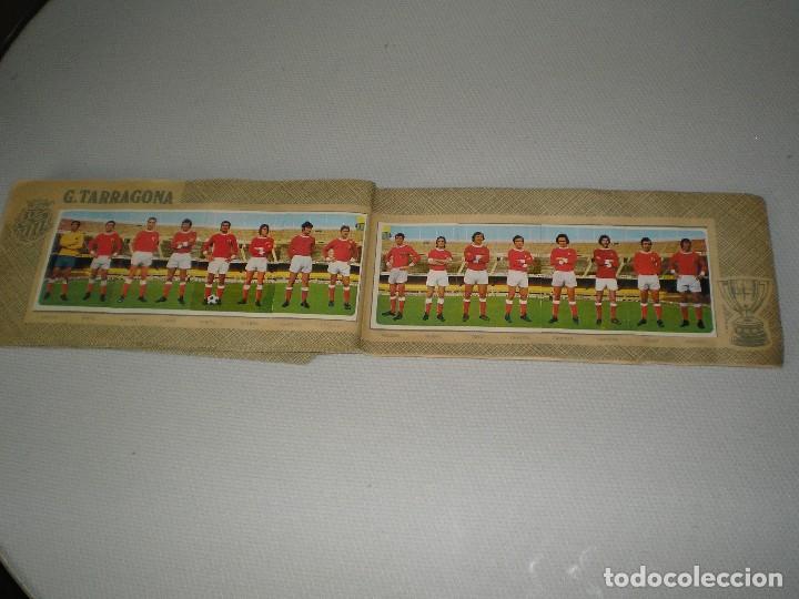 Coleccionismo deportivo: ALBUM 1975 1976 COPA EUROPA RECOPA 75 76 CAMPEONATO NACIONAL liga RUIZ ROMERO - Foto 26 - 128549327