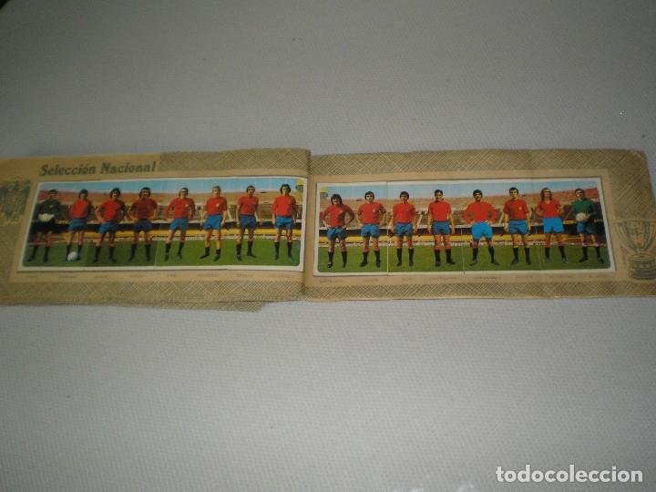 Coleccionismo deportivo: ALBUM 1975 1976 COPA EUROPA RECOPA 75 76 CAMPEONATO NACIONAL liga RUIZ ROMERO - Foto 28 - 128549327