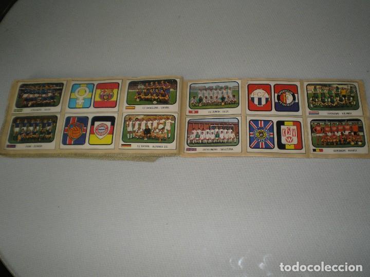 Coleccionismo deportivo: ALBUM 1975 1976 COPA EUROPA RECOPA 75 76 CAMPEONATO NACIONAL liga RUIZ ROMERO - Foto 29 - 128549327