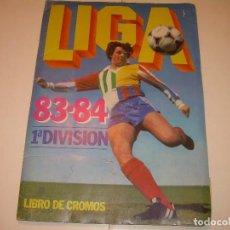 Coleccionismo deportivo: ALBUM FUTBOL LIGA 83 - 84. Lote 128557251