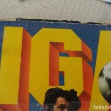 Coleccionismo deportivo: 83/84 ESTE. ALBUM CON CURIOSO ERROR DE CORTE EN PÁGINAS DE FICHAJES, BETIS Y BILBAO. LEER DESCRIPCIÓ. Lote 128664675