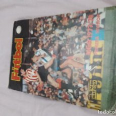 Coleccionismo deportivo: INCREIBLE ALBUM LIGA 1977-78 ESTE. Lote 129320139