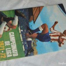 Coleccionismo deportivo: JOYA - ALBUM CAMPEONATO LIGA 71 72 - DISGRA - CASI COMPLETO - MUY BUEN ESTADO GENERAL - ENVÍO 24H. Lote 130551282