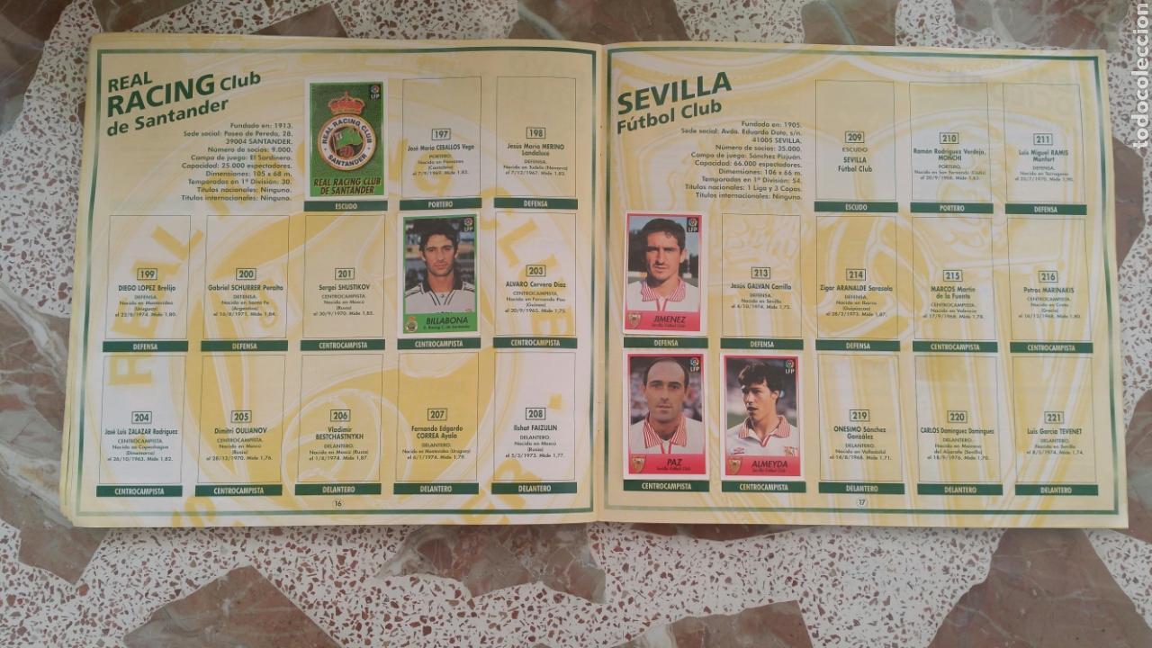 Coleccionismo deportivo: Album cromos fútbol liga 96 97 bollycao incompleto - Foto 11 - 130977599