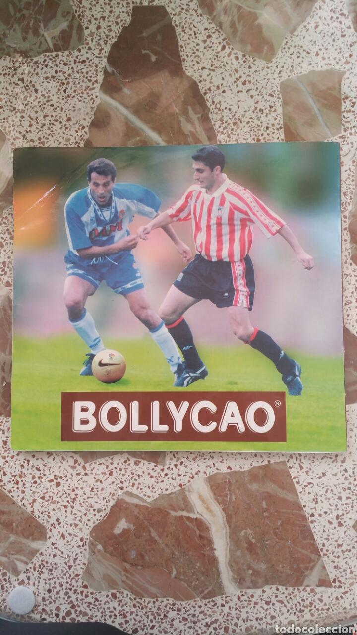 Coleccionismo deportivo: Album cromos fútbol liga 96 97 bollycao incompleto - Foto 16 - 130977599
