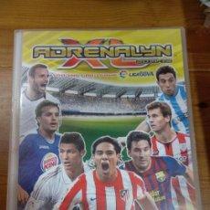 Colecionismo desportivo: ALBUM ADRENALYN 2011 12 2011 2012 CON 388 CROMOS. Lote 131108112