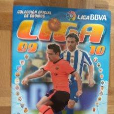 Coleccionismo deportivo: ÁLBUM LIGA BBVA 2009-2010, 09-10 ESTE, CON 247 CROMOS. Lote 131339483