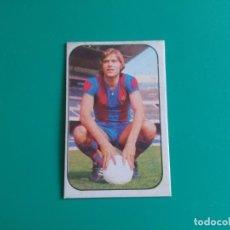 Coleccionismo deportivo: MIGUELI - BARCELONA - CROMO EDICIONES ESTE 1976-77 - 76/77. Lote 131906714