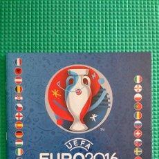Coleccionismo deportivo: ALBUM VACIO FUTBOL EURO 2016 PANINI. Lote 132490450