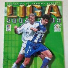 Coleccionismo deportivo: ALBUM PLANCHA NUEVO 04 05 ESTE 2004 2005. Lote 132530906