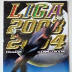 Coleccionismo deportivo: ALBUM PLANCHA NUEVO 03 04 ESTE 2003 2004. Lote 132531134