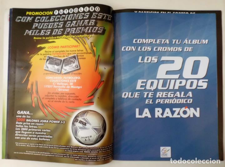 Coleccionismo deportivo: ALBUM PLANCHA NUEVO 03 04 ESTE 2003 2004 - Foto 2 - 132531134