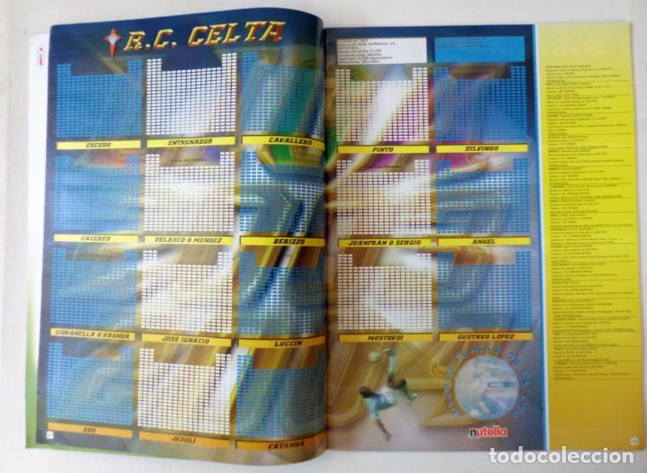 Coleccionismo deportivo: ALBUM PLANCHA NUEVO 03 04 ESTE 2003 2004 - Foto 4 - 132531134