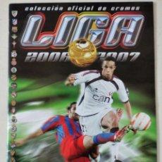 Coleccionismo deportivo: ALBUM PLANCHA NUEVO 06 07 ESTE 2006 2007. Lote 132531394