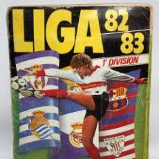 Coleccionismo deportivo: ALBUM LIGA 82-83 EDICIONES ESTE.. Lote 132615026