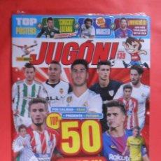 Coleccionismo deportivo: REVISTA JUGON Nº 139. Lote 132743334