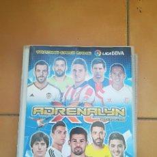 Coleccionismo deportivo: ALBUM DE CARDS DE ADRENALYN DE LA TEMPORADA 2014-15 (LEER ). Lote 133242030