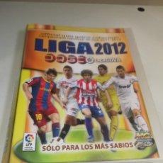 Coleccionismo deportivo: ALBUM FUTBOL MUNDICROMO LIGA 2011-2012 469 CROMOS.. Lote 133685910