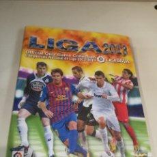 Coleccionismo deportivo: ALBUM FUTBOL MUNDICROMO LIGA 2012-2013 290 CROMOS.. Lote 133686118