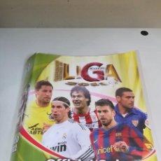Coleccionismo deportivo: ALBUM FUTBOL MUNDICROMO LIGA 2010-2011 276 CROMOS.. Lote 133686262