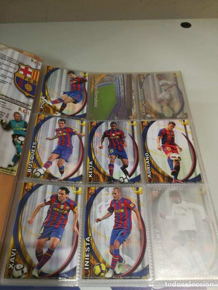 Coleccionismo deportivo: Album futbol mundicromo liga 2010-2011 276 cromos. - Foto 4 - 133686262