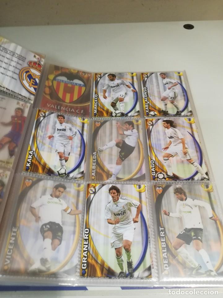 Coleccionismo deportivo: Album futbol mundicromo liga 2010-2011 276 cromos. - Foto 6 - 133686262