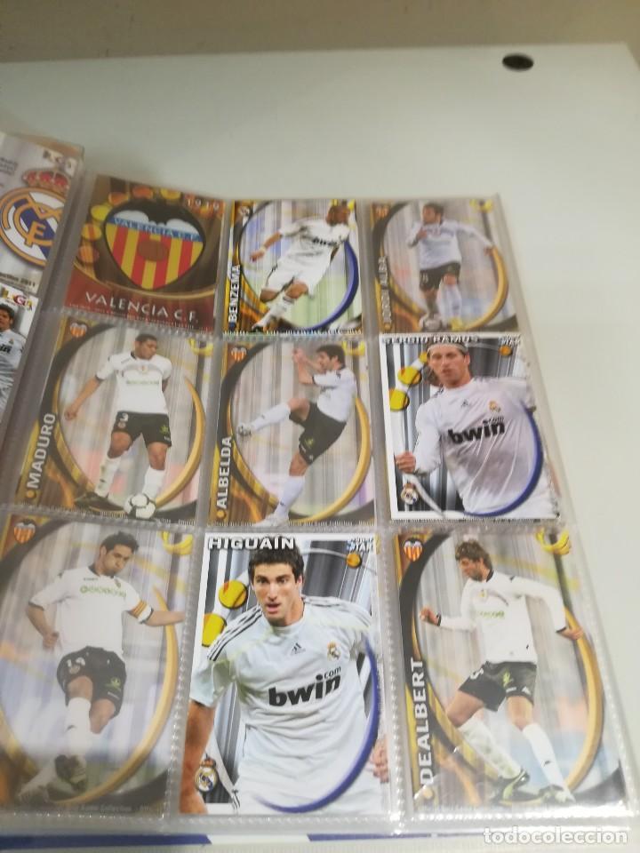 Coleccionismo deportivo: Album futbol mundicromo liga 2010-2011 276 cromos. - Foto 7 - 133686262