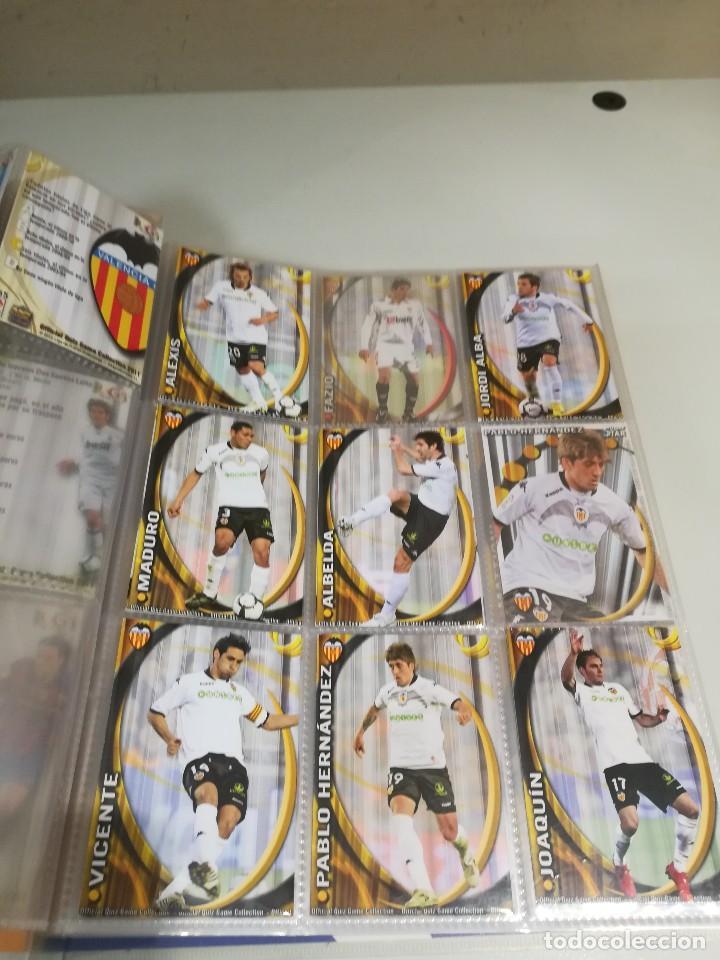Coleccionismo deportivo: Album futbol mundicromo liga 2010-2011 276 cromos. - Foto 8 - 133686262