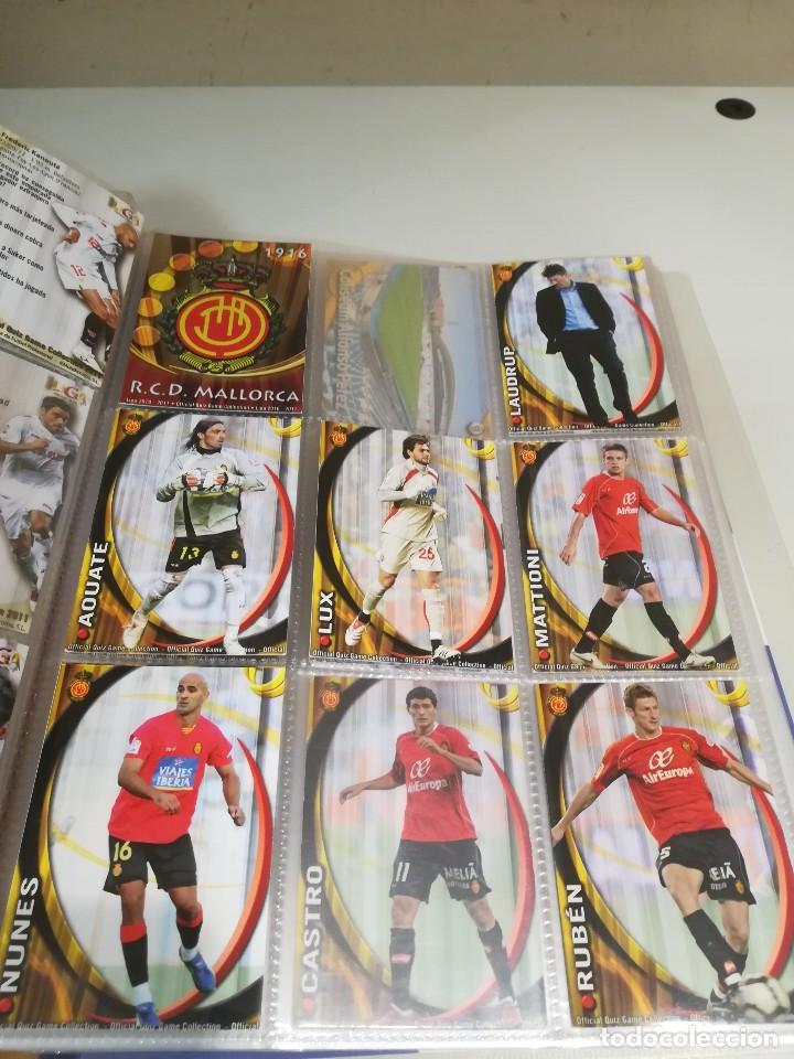 Coleccionismo deportivo: Album futbol mundicromo liga 2010-2011 276 cromos. - Foto 9 - 133686262