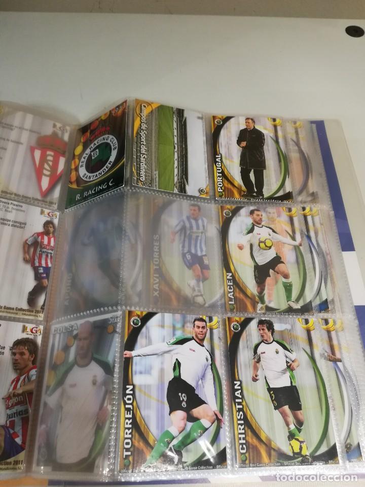 Coleccionismo deportivo: Album futbol mundicromo liga 2010-2011 276 cromos. - Foto 11 - 133686262