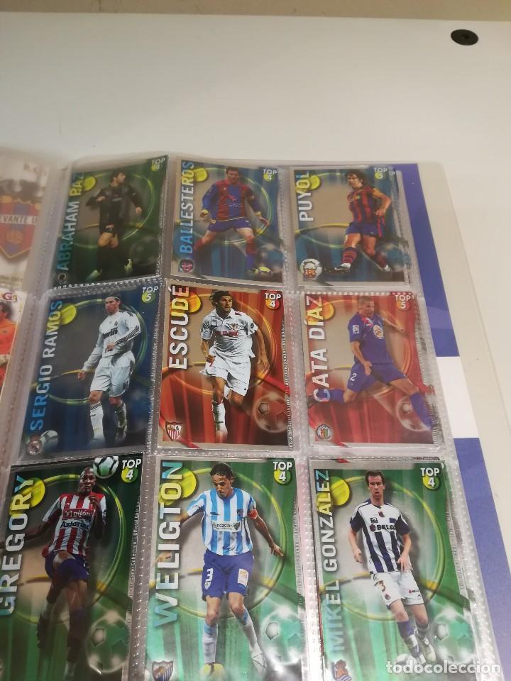 Coleccionismo deportivo: Album futbol mundicromo liga 2010-2011 276 cromos. - Foto 12 - 133686262