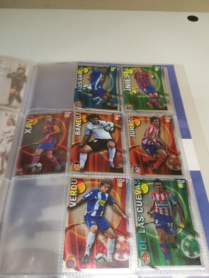 Coleccionismo deportivo: Album futbol mundicromo liga 2010-2011 276 cromos. - Foto 13 - 133686262