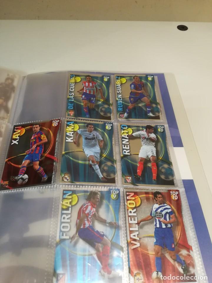 Coleccionismo deportivo: Album futbol mundicromo liga 2010-2011 276 cromos. - Foto 14 - 133686262