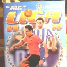 Coleccionismo deportivo: LOTE 3 ALBUM LIGA BBVA .. Lote 133699326