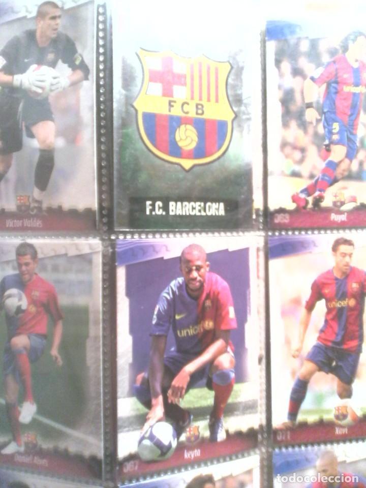 Coleccionismo deportivo: ALBUM CROMOS FUTBOL - 2008 / 2009 . - Foto 2 - 133699610