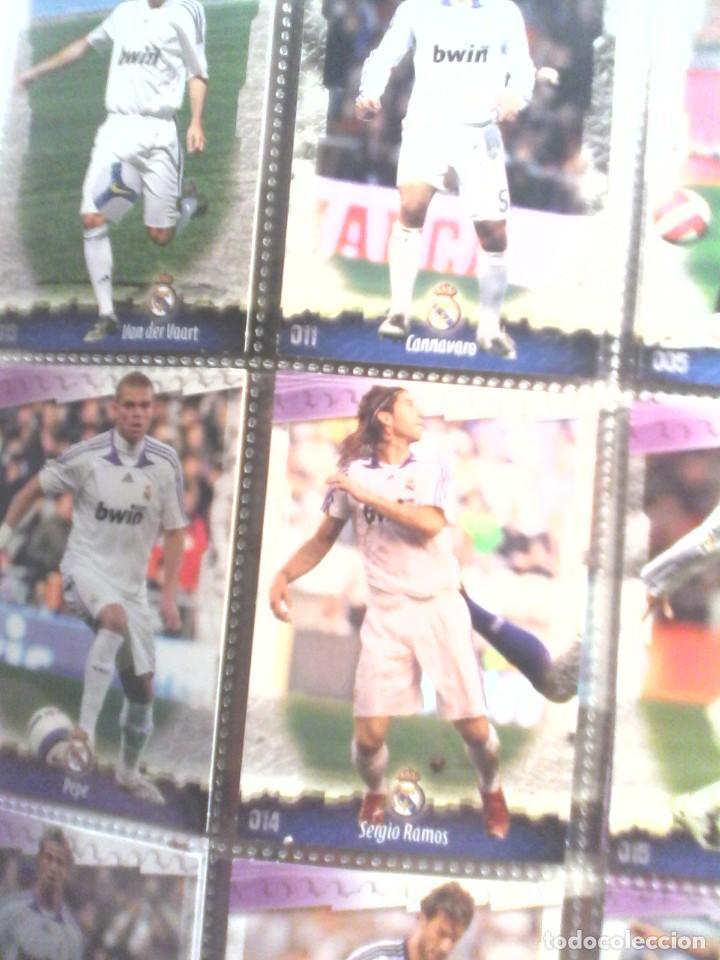 Coleccionismo deportivo: ALBUM CROMOS FUTBOL - 2008 / 2009 . - Foto 3 - 133699610