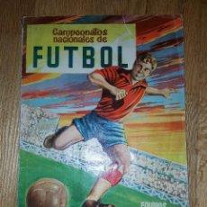 Coleccionismo deportivo: ALBUM CAMPEONATOS NACIONALES DE FUTBOL 1957 - RUIZ ROMERO - EQUIPOS DE PRIMERA DIVISION. Lote 133707318